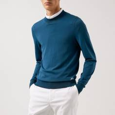 Obrázok ku produktu Pánsky sveter J.Lindeberg Lawrence Golf modrý