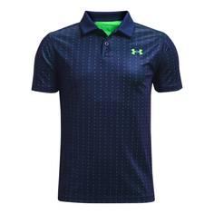 Obrázok ku produktu Juniorská polokošeľa Under Armour golf Performance Tee Box Polo