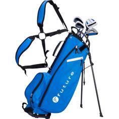 Obrázok ku produktu Golfové palice - kompletná juniorská sada Junior Future Blue 90  (na výšku 130-140 cm) pre pravákov