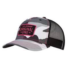 Obrázok ku produktu Dámska golfová šiltovka Taylor Made  Lifestyle Trucker Black/Pin