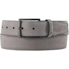 Obrázok ku produktu Pánsky opasok Alberto Golf Leather šedý