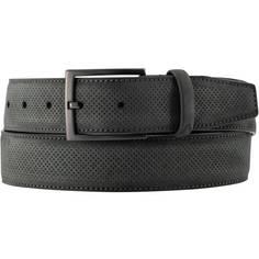 Obrázok ku produktu Pánsky opasok Alberto Golf Leather antracitový