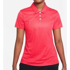 Obrázok ku produktu Dámska polokošeľa Nike Golf Victory RN DASH S/S červená