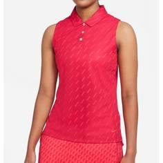 Obrázok ku produktu Dámska polokošeľa Nike Golf VICTORY RN DSH S/L červená