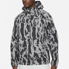 Obrázok ku produktu Pánska bunda Nike Golf Repel ANORAK CAMO tmavošedá/camo