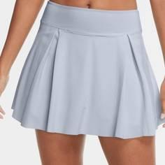 Obrázok ku produktu Dámska sukňa Nike Golf Club Regular bledomodrá
