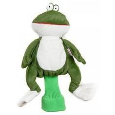 Obrázok ku produktu Headcover na golfové palice Daphne´s žaba FROG
