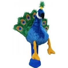 Obrázok ku produktu Headcover na golfové palice Daphne´s páv Peacock