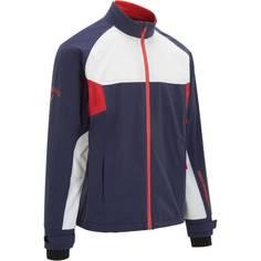Obrázok ku produktu Pánska bunda Callaway Golf STORMGUARD II modro-bielo-červená