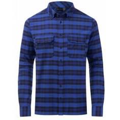 Obrázok ku produktu Pánska košeľa Kjus Macun modrá/káro