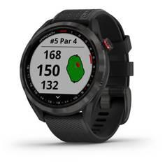 Obrázok ku produktu Golfové GPS hodinky Garmin Approach S42 Guntmetal/Black