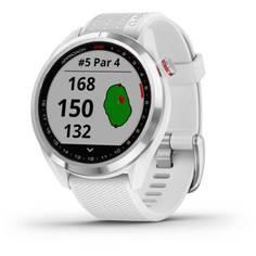 Obrázok ku produktu Golfové GPS hodinky Garmin Approach S42 Silver/White