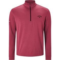 Obrázok ku produktu Juniorská mikina Callaway Golf Girls waffle fleece ružová