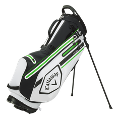 Obrázok ku produktu Golfový bag Callaway Stand Chev Dry Epic White/Black/Green 21, s nožičkami