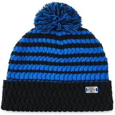 Obrázok ku produktu Unisex zimná čiapka Callaway Golf Pom Pom modro-čierna