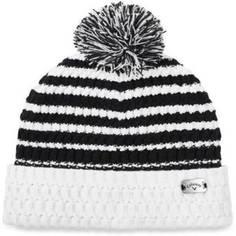 Obrázok ku produktu Unisex zimná čiapka Callaway Golf Pom Pom bielo-čierna