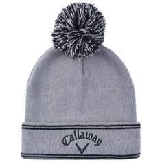 Obrázok ku produktu Unisex zimná čiapka Callaway Golf šedá