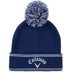 Obrázok ku produktu Unisex zimná čiapka Callaway Golf tmavomodrá