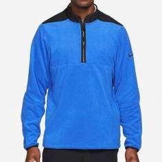 Obrázok ku produktu Pánska mikina Nike Golf TF VICTORY HZ TOP modro-čierna
