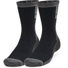 Obrázok ku produktu Unisex ponožky Under Armour Golf Cold Weather Crew 2Pk čierne