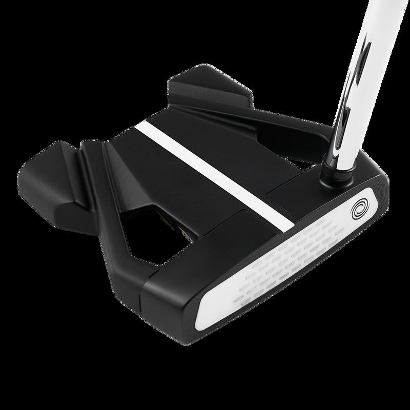 Obrázok ku produktu Puter LH Odyssey STROKE LAB BLK TEN Over size grip