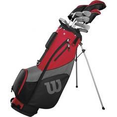 Obrázok ku produktu Kompletná sada golfových palíc Wilson Pro Staff SGI MRH oceľ - predĺžená, pre pravákov