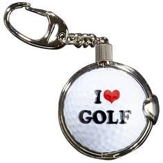 Obrázok ku produktu Kľúčenka Golfball I love Golf