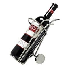 Obrázok ku produktu Stojan na vínovú fľašu - golfový vozík