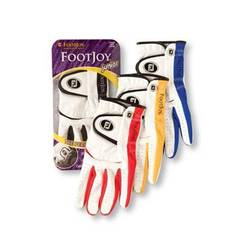 Obrázok ku produktu Juniorská golfová rukavica Footjoy   JUNIOR JRH pravá asst colors S