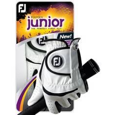 Obrázok ku produktu Juniorská golfová rukavica Footjoy  junior perfect fit pravá biela S