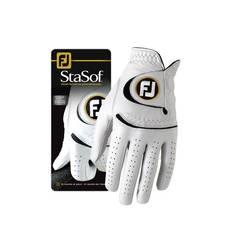 Obrázok ku produktu Pánska golfová rukavica Footjoy  StaSof MRH pravá biela