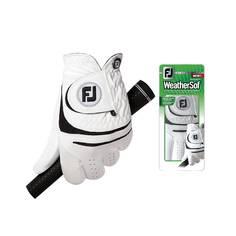Obrázok ku produktu Dámska golfová rukavica Footjoy   WeatherSof - na ľavú ruku, biela