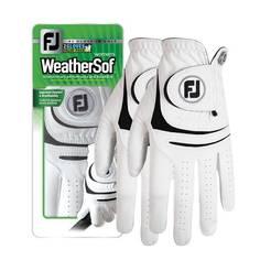 Obrázok ku produktu Dámska golfová rukavica Footjoy  WeatherSof,  na ľavú ruku - 2-balenie