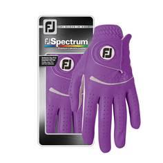 Obrázok ku produktu Dámska golfová rukavica Footjoy Spectrum Dámska - Ľavá Fialová