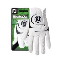 Obrázok ku produktu Pánska golfová rukavica Footjoy WeatherSof  - na ľavú ruku