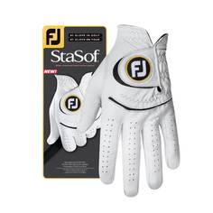 Obrázok ku produktu Pánska golfová rukavica Footjoy StaSof Pánska Cadet - Ľavá ( kratšie prsty )