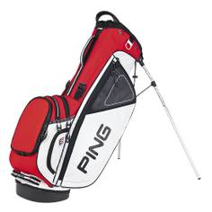 Obrázok ku produktu Bag Ping Hoofer II Carry White/Red