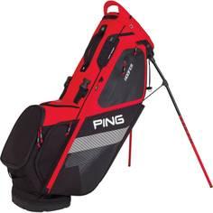 Obrázok ku produktu Golfový bag Ping Stand Hoofer 181 Scarlet Black White