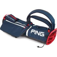 Obrázok ku produktu Bag Ping Pencil MoonLite Heathered Navy/White/Scarlet