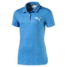 Obrázok ku produktu Polokošeľa Puma dievčenská Girls' Polka Dot Polo Nebulas Blue
