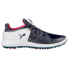 Obrázok ku produktu Dámske golfové topánky Puma  IGNITE Tour Wmns DISC tmavomodrá