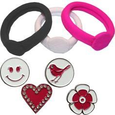 Obrázok ku produktu Markovátka Girls Golf Bracelet with 4 mag ballmarkers