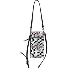 Obrázok ku produktu Taštička na mobil Girls Golf dámska Crossbody Crossword Cell