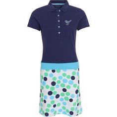 Obrázok ku produktu Šaty GG dámske Polka Dot Blue