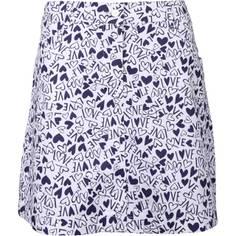 Obrázok ku produktu Sukňa Girls Golf dámska Hearts & Blue Love