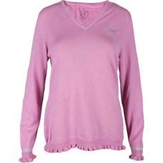 Obrázok ku produktu Sveter Girls Golf dámsky Ruffle Rose