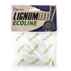 Obrázok ku produktu Golfové tíčka Lignum ECO 72 mm Biele