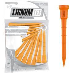 Obrázok ku produktu Golfové tíčka Lignum 72 mm Orange