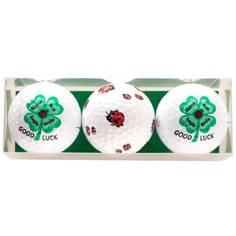Obrázok ku produktu Darčekové balenie loptičiek - Good Luck 3-bal.