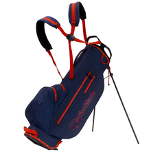 Obrázok ku produktu Golfový bag Taylor Made  Litetech Waterproof Stand Navy/Blood Orange
